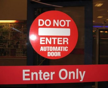 enter-or-not